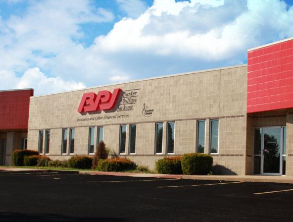 BPJ Springfield location office building