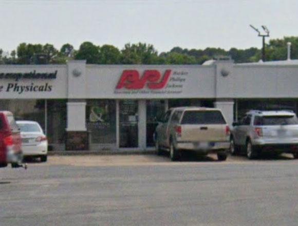 BPJ West Plains location office building